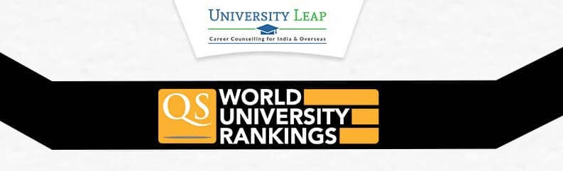 QS World University Ranking 2020   Career counselling in India