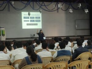 online career counselling session